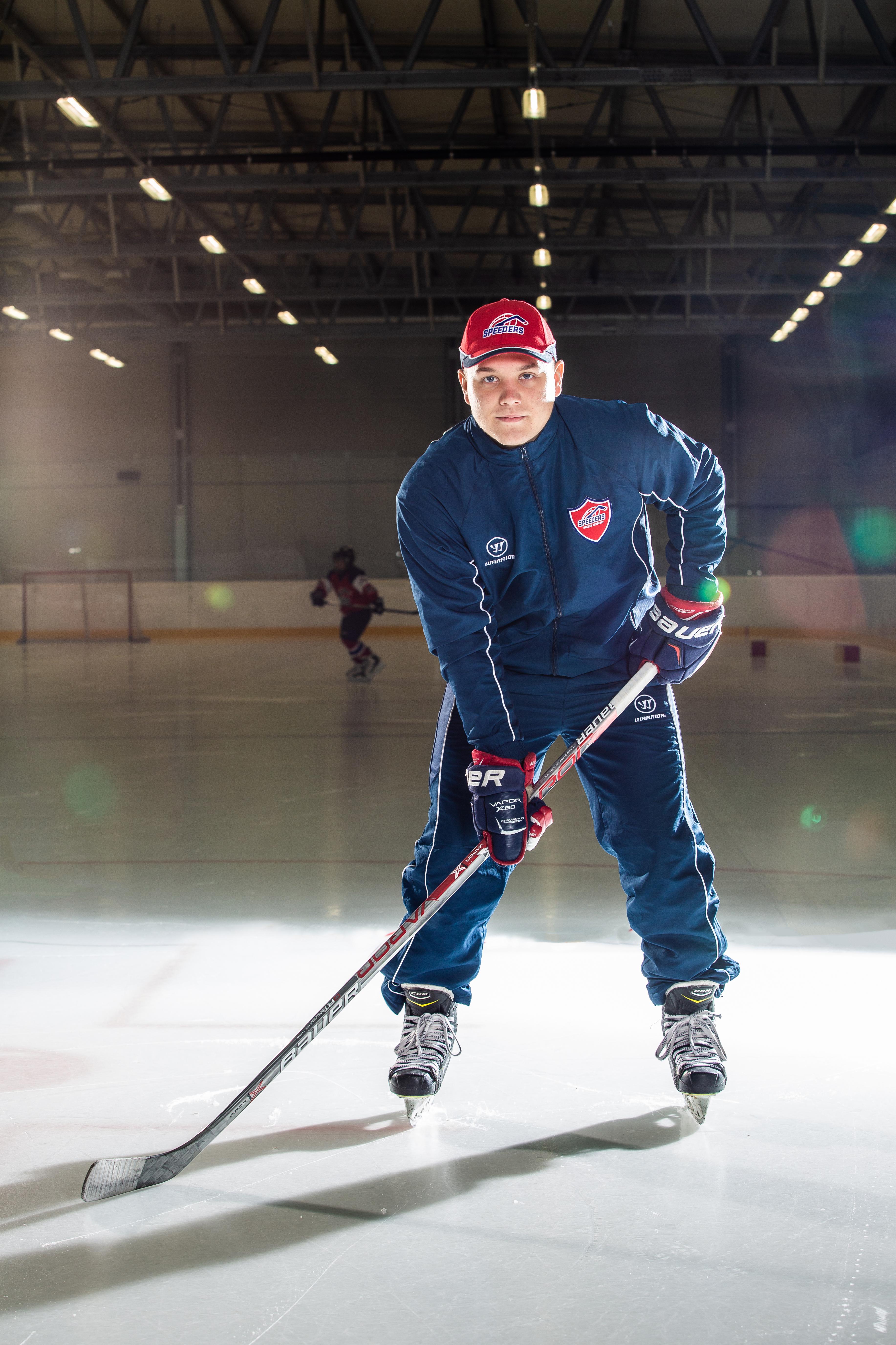 Martin Soltis Speeders Bratislava tréner hokej