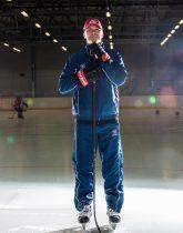 Miroslav Lesko Speeders Bratislava tréner hokej postoj