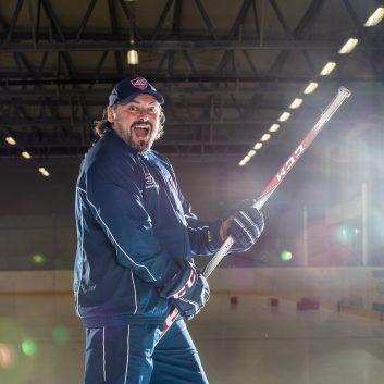 Roman Mega Speeders Bratislava tréner hokej deti