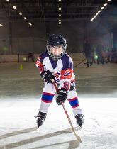 Lucia Voskarova Speeders Bratislava cislo 88 hokej