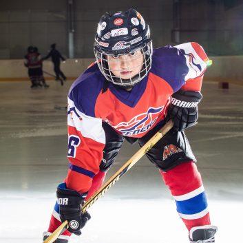 Adrian Zlejsi Speeders Bratislava cislo 86 hokej titulka