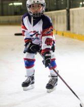 Daniel Malicek Speeders Bratislava hokejovy postoj