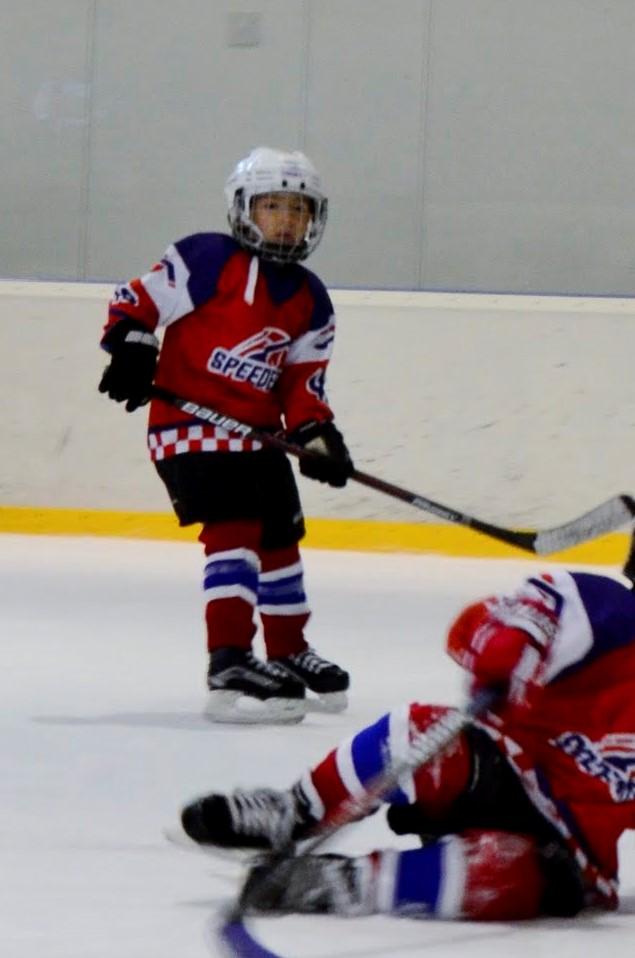 Daniel Malicek Speeders Bratislava zapas2