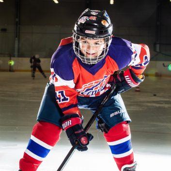 David Halak Speeders Bratislava cislo 41 hokej tit