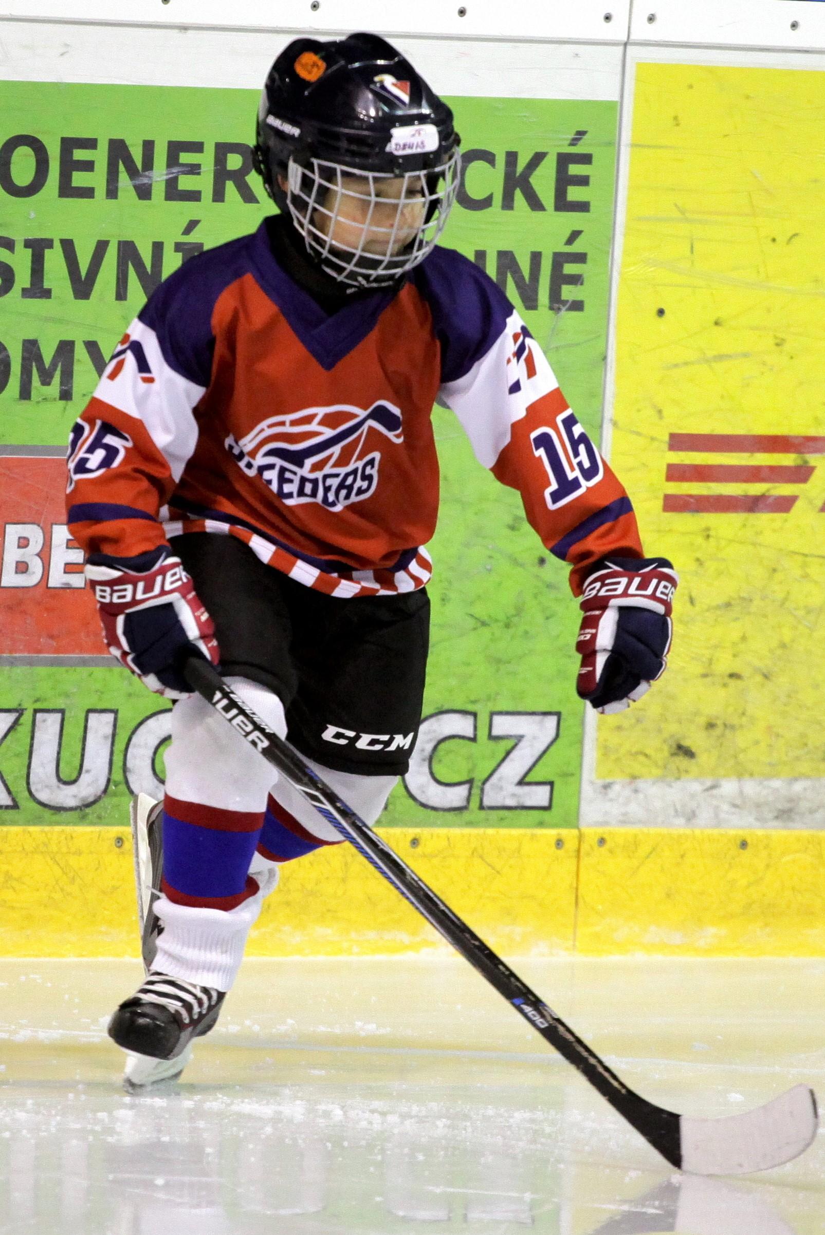 Denis Lacko Speeders Bratislava Zapas3
