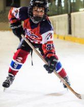 Jan Seliga Speeders Bratislava hokejovy postoj