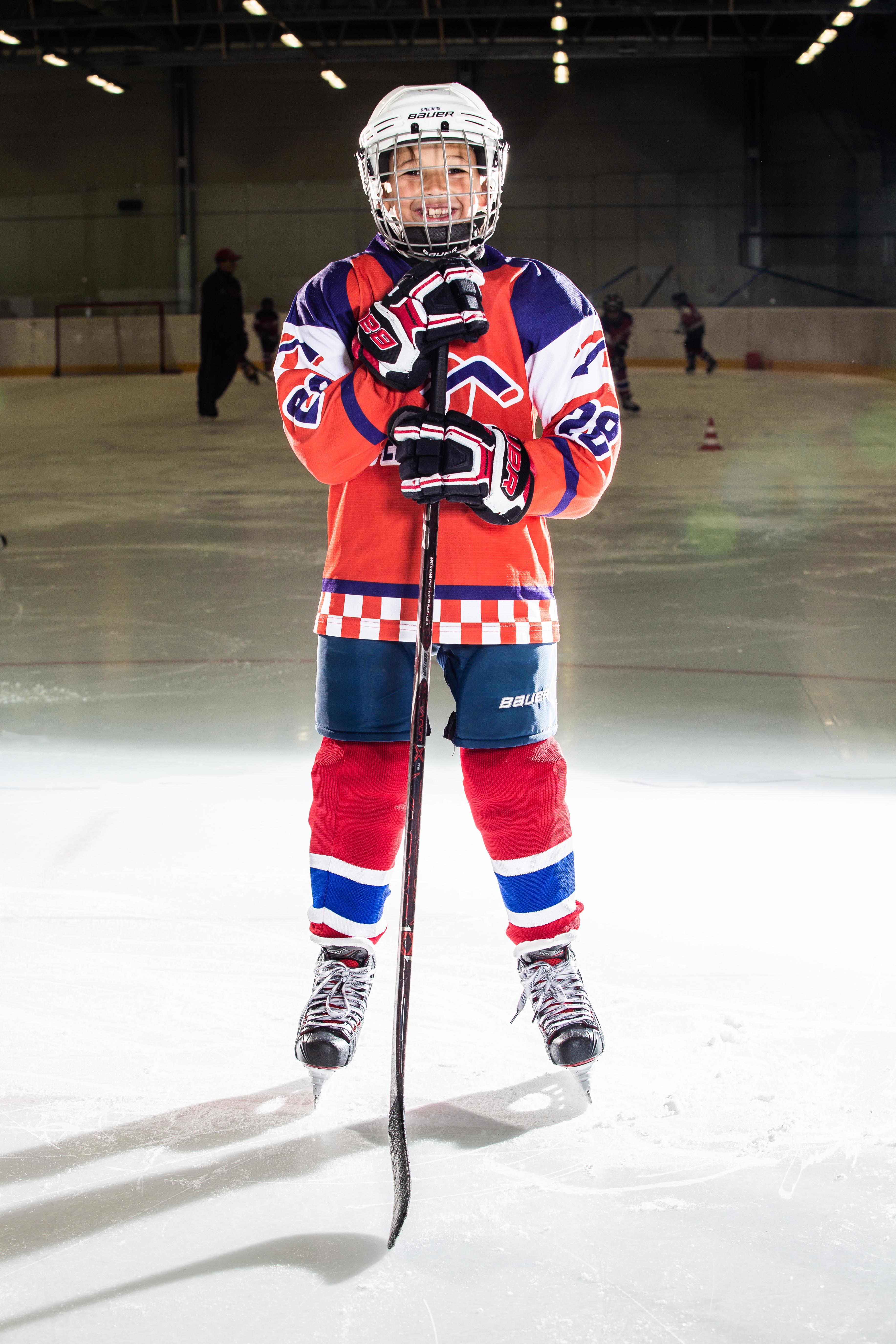 Kristian Hrabovsky Speeders Bratislava cislo 28 postoj