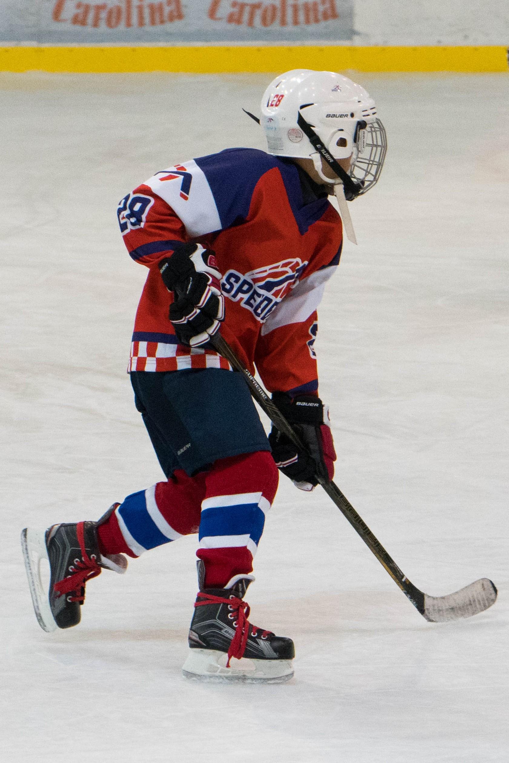 Kristian Hrabovsky Speeders Bratislava zapas5