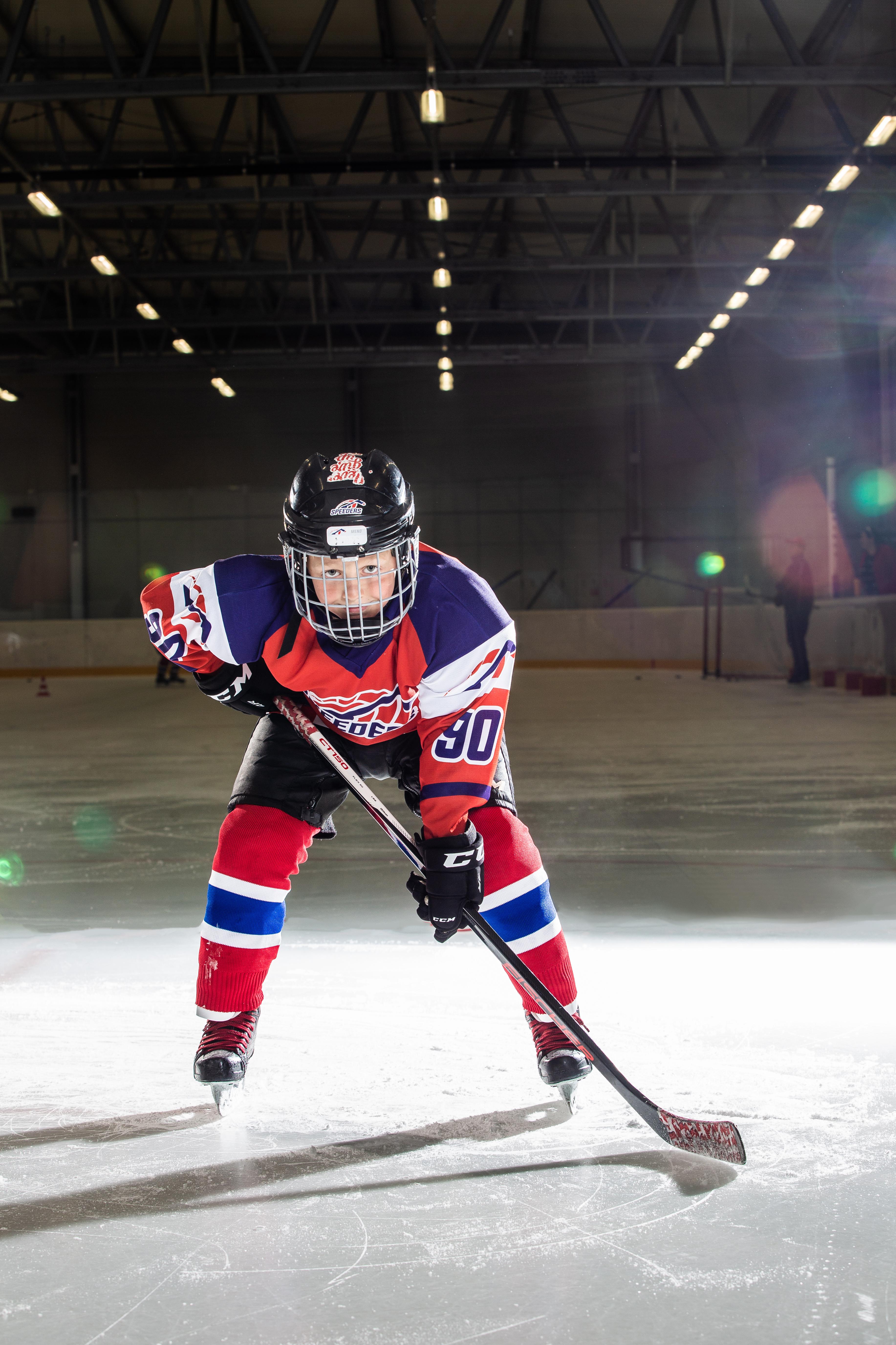 MAx Markulak Speeders Bratislava cislo 90 hokej