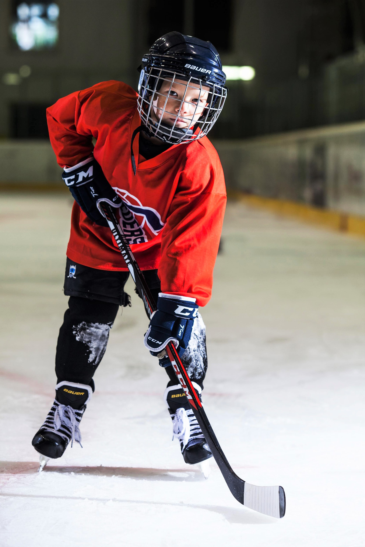 Marco Kalovic Speeders Bratislava hokejovy postoj