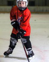 Mark Valascay Speeders Bratislava Hokejovy postoj