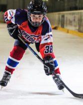 Martin Masopust Speeders Bratislava hokejovy postoj