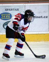 Max Markulak Speeders Bratislava zapas dres biely