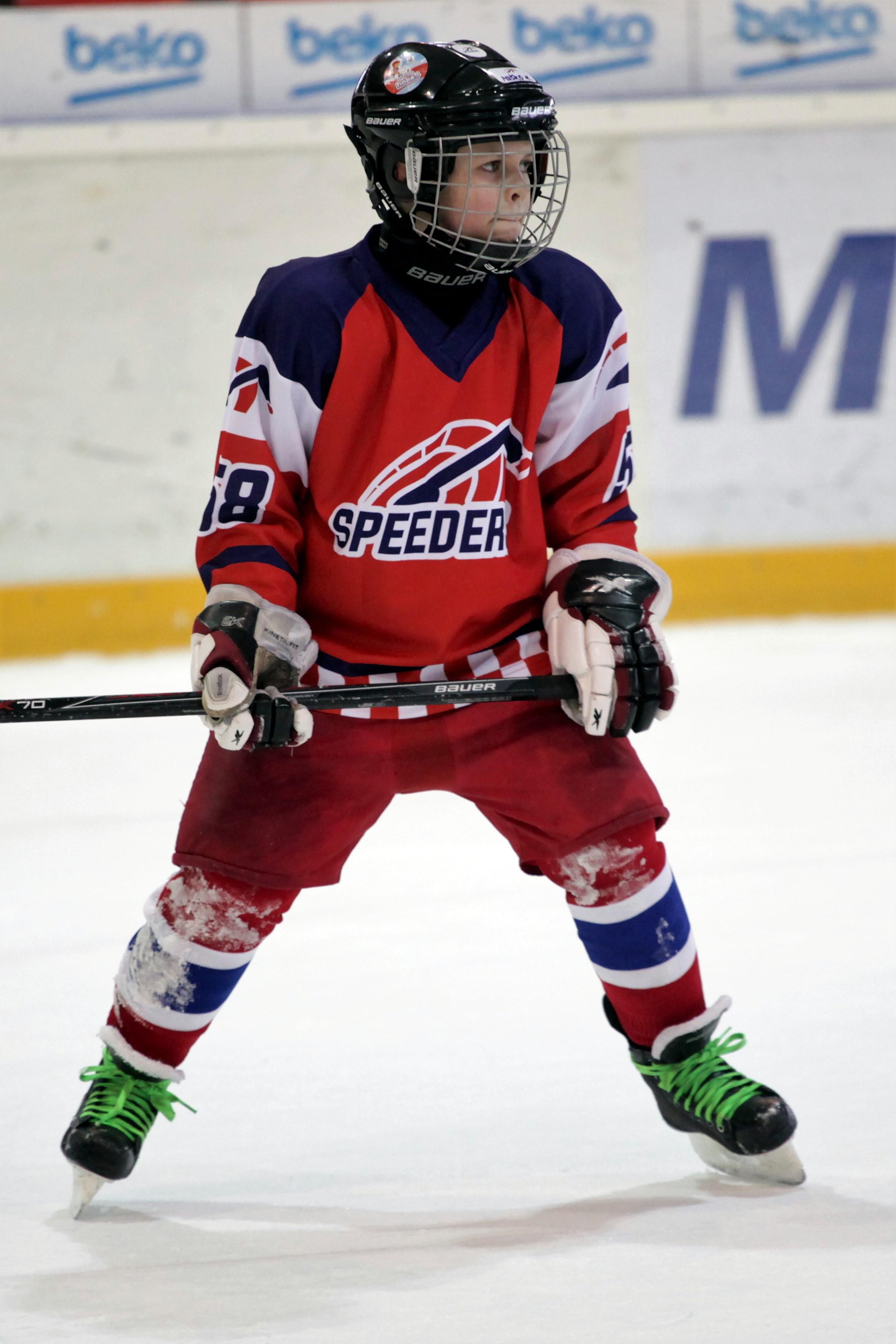 Michal Dostal Speeders Bratislava zapas3