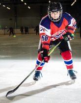 Michal Hodal Speeders Bratislava cislo 58 hokej