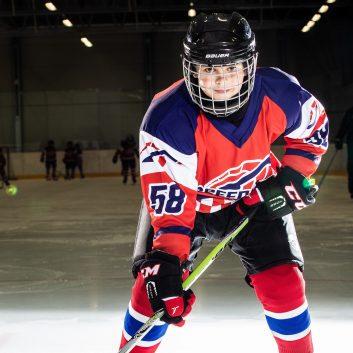 Michal Hodal Speeders Bratislava cislo 58 hokej tit