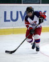 Michal Hodal Speeders Bratislava dres biely 2