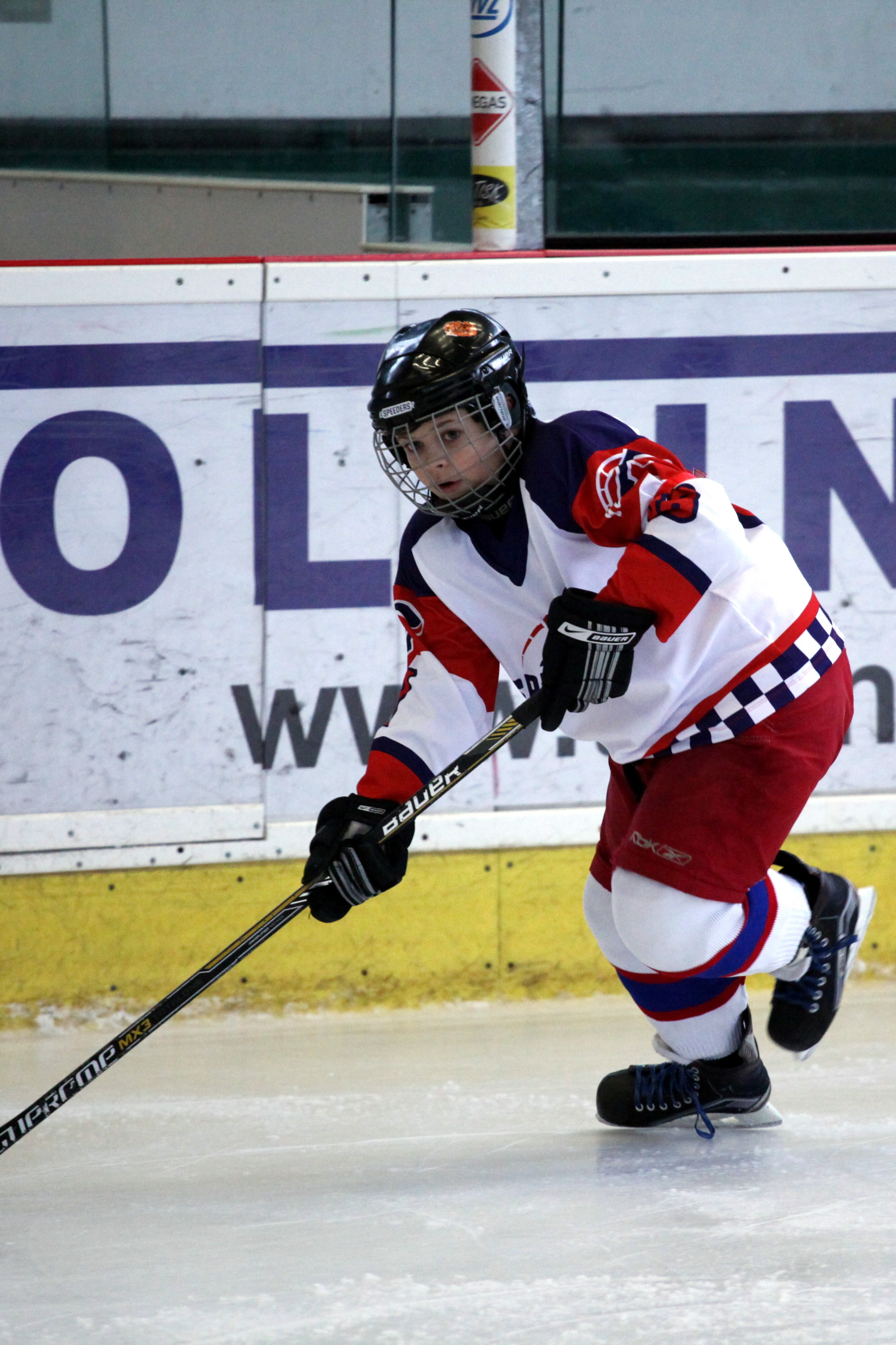 Michal Hodal Speeders Bratislava dres biely 3