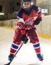 Michal Hodal Speeders Bratislava hokejovy postoj