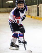 Michal Sersen Speeders Bratislava hokejovy postoj