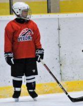 Michal Tomanka Speeders Bratislava trening1