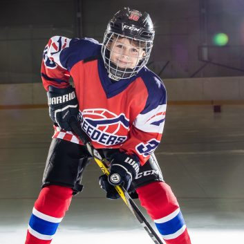 Oliver Samuel Ivanicko Speeders Bratislava cislo 30 hokej tit