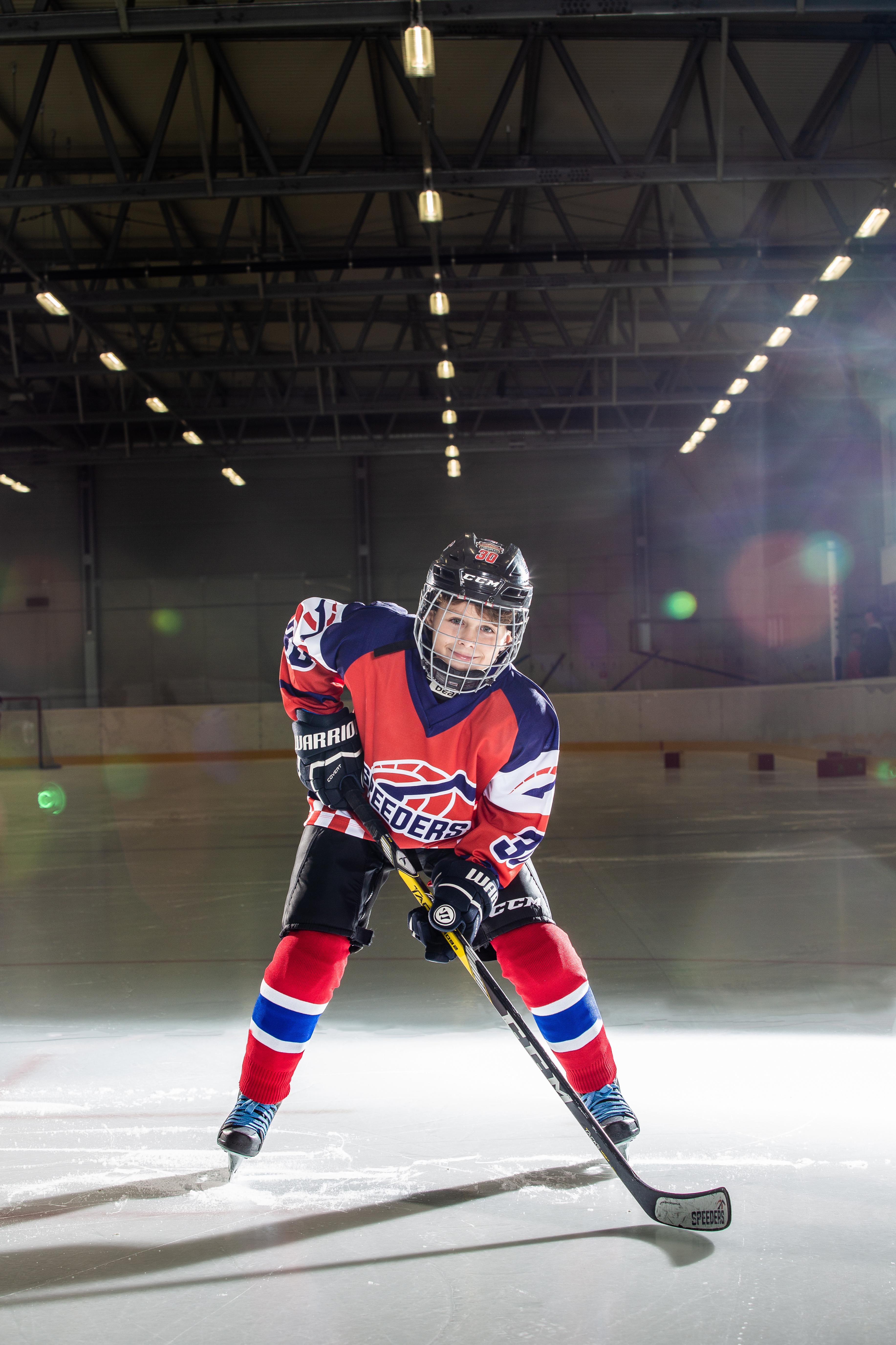 Oliver Samuel Ivanicko Speeders Bratislava cislo 30 hokej
