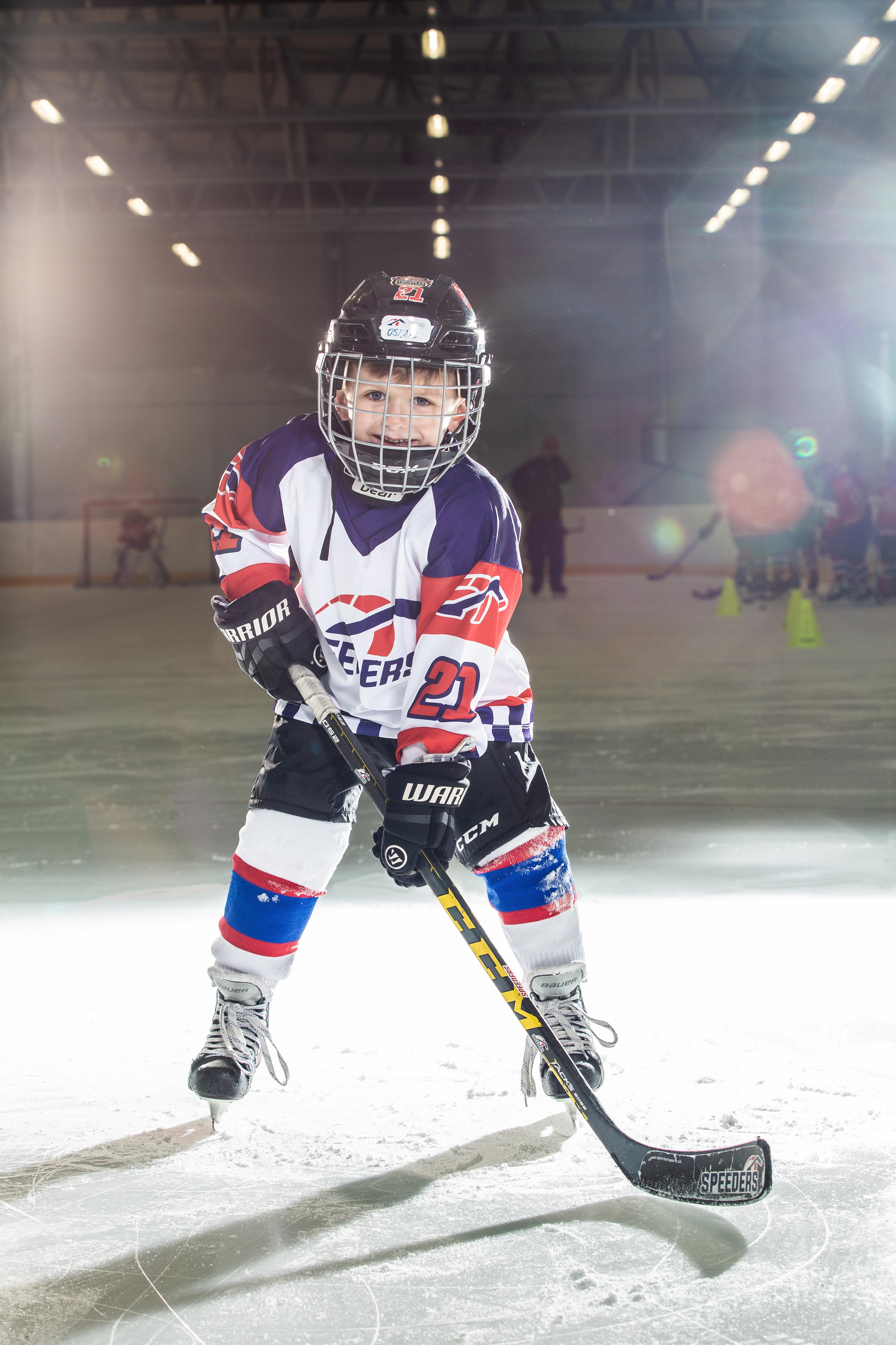Oskar Jakub Ivanicko Speeders Bratislava cislo 21 hokej