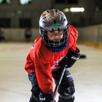 Peter Hodal Speeders Bratislava Hokejovy postoj