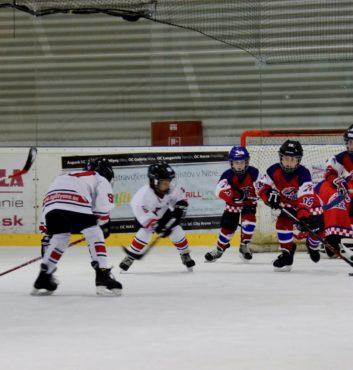 Speeders hokej AgilityOneCup 1