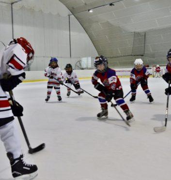 Speeders hokej AgilityOneCup 2