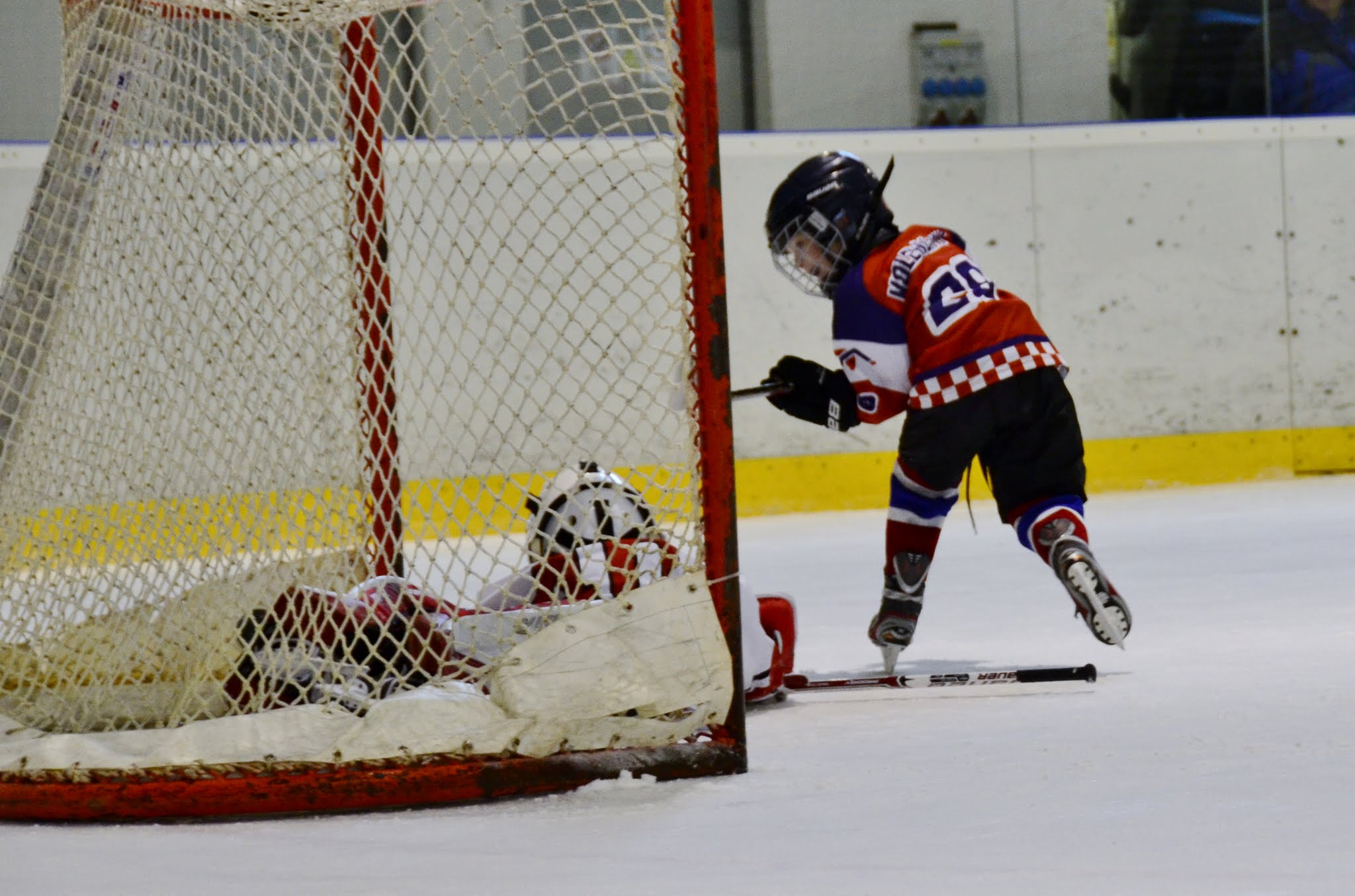 Speeders hokej AgilityOneCup 3