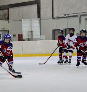 Speeders hokej AgilityOneCup11