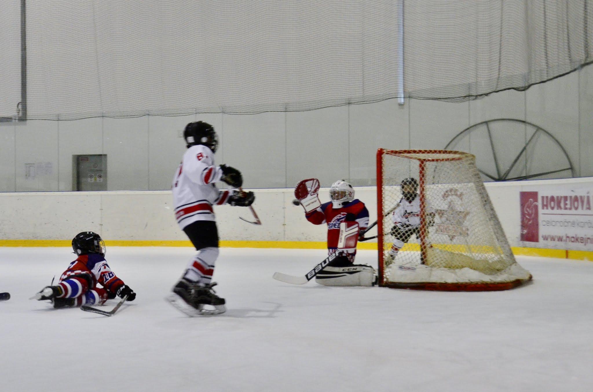 Speeders hokej AgilityOneCup12