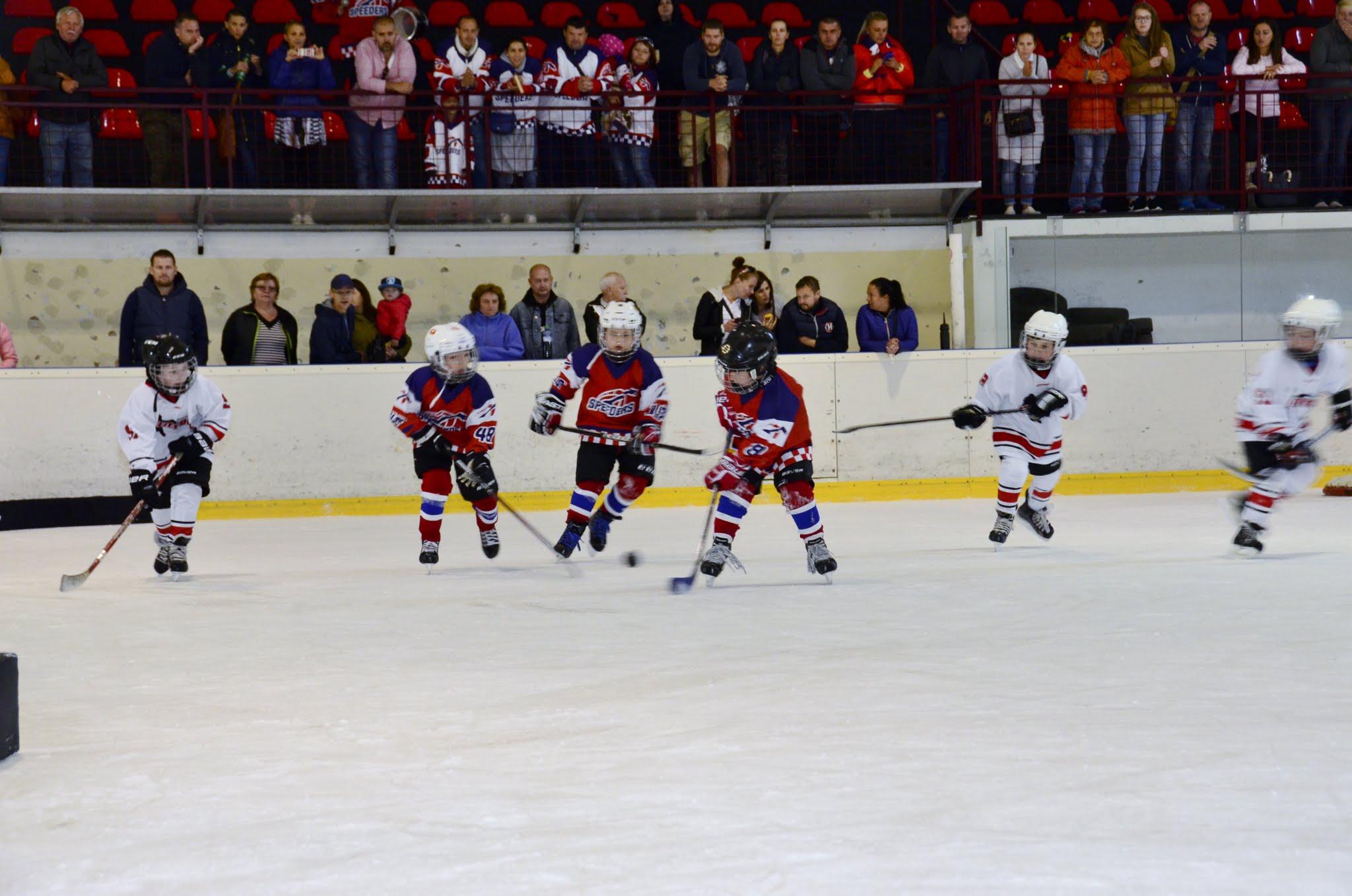 Speeders hokej AgilityOneCup13