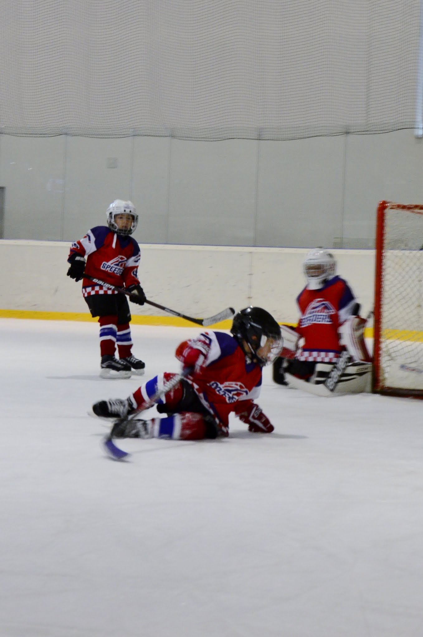 Speeders hokej AgilityOneCup14