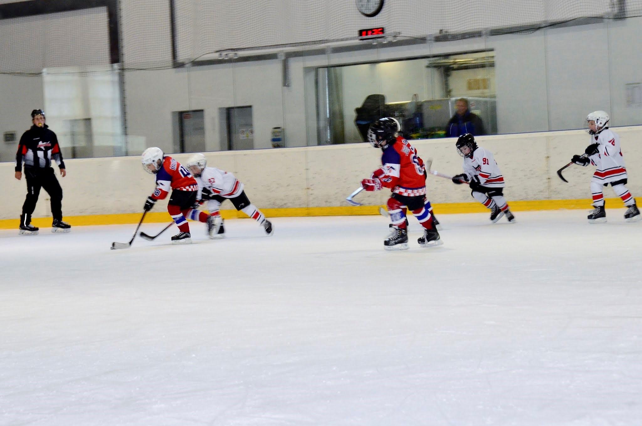 Speeders hokej AgilityOneCup15