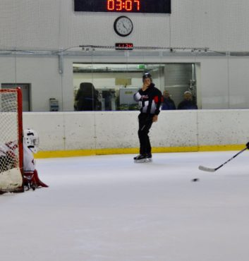 Speeders hokej AgilityOneCup4