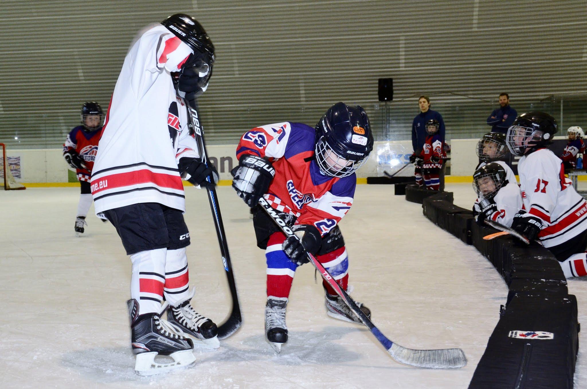 Speeders hokej AgilityOneCup5
