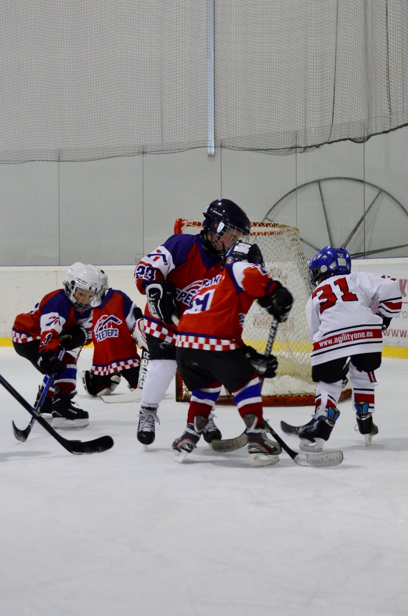 Speeders hokej AgilityOneCup8