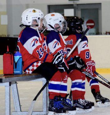 Speeders hokej AgilityOneCup9