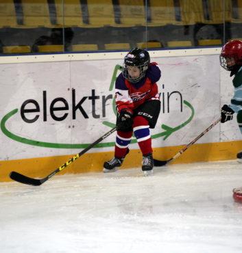 Vianocny bunnies cup 2016 Pribram Speeders Bratislava obranca