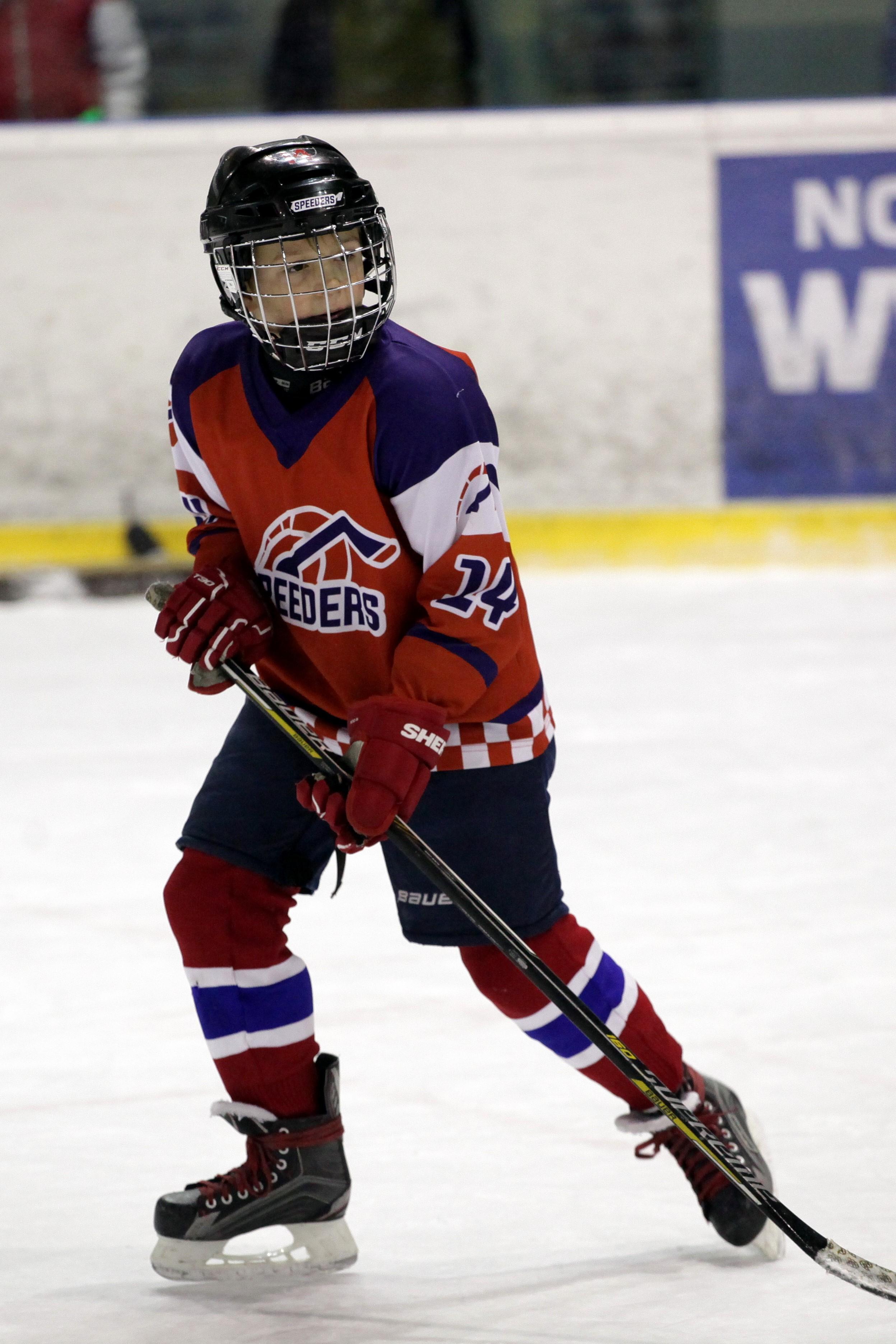david hruska deti hokej speeders bratislava 1