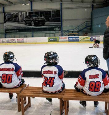 hokejovy turnaj DMHL trencin Speeders Bratislava12