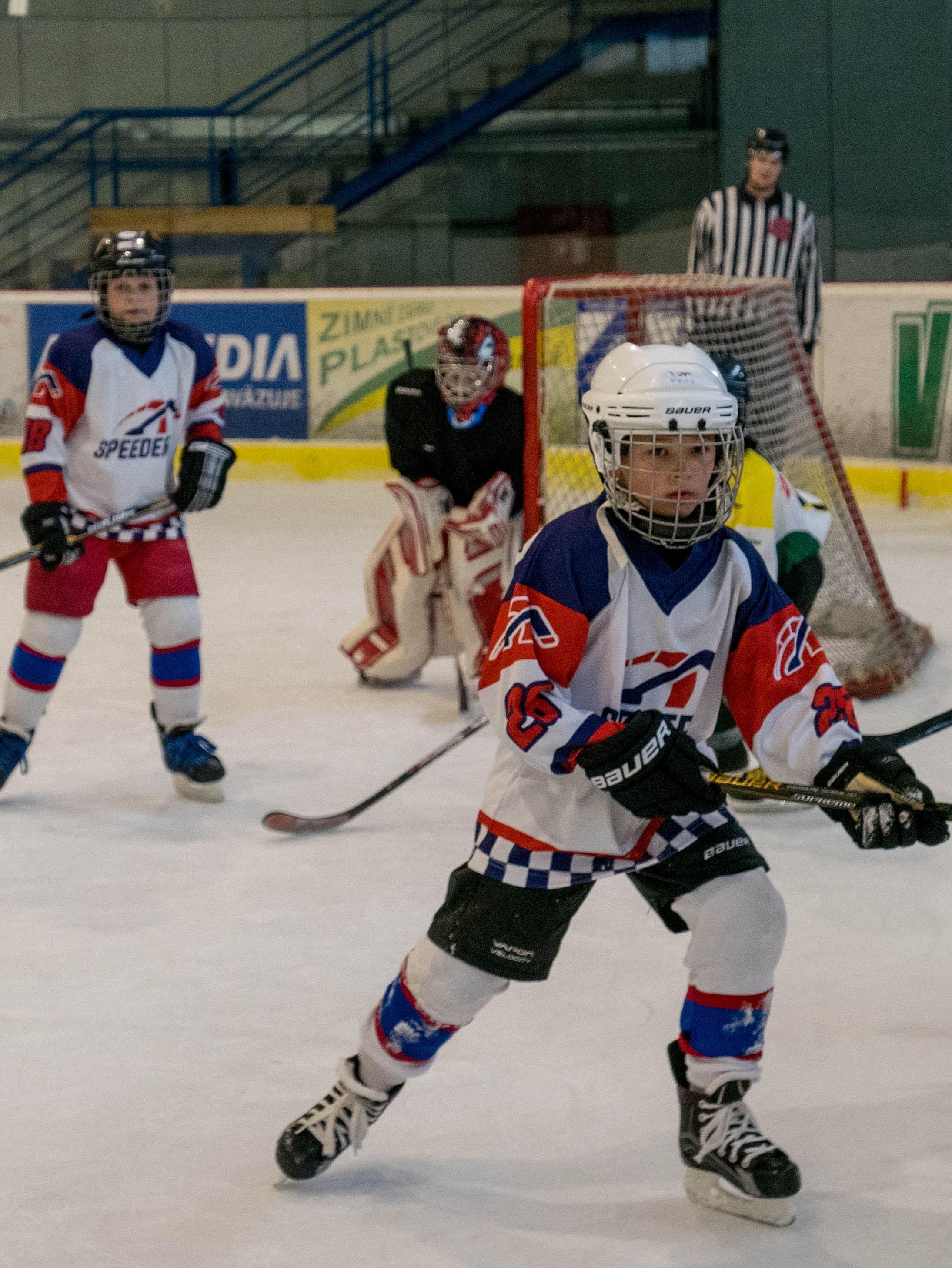 hokejovy turnaj DMHL trencin Speeders Bratislava13