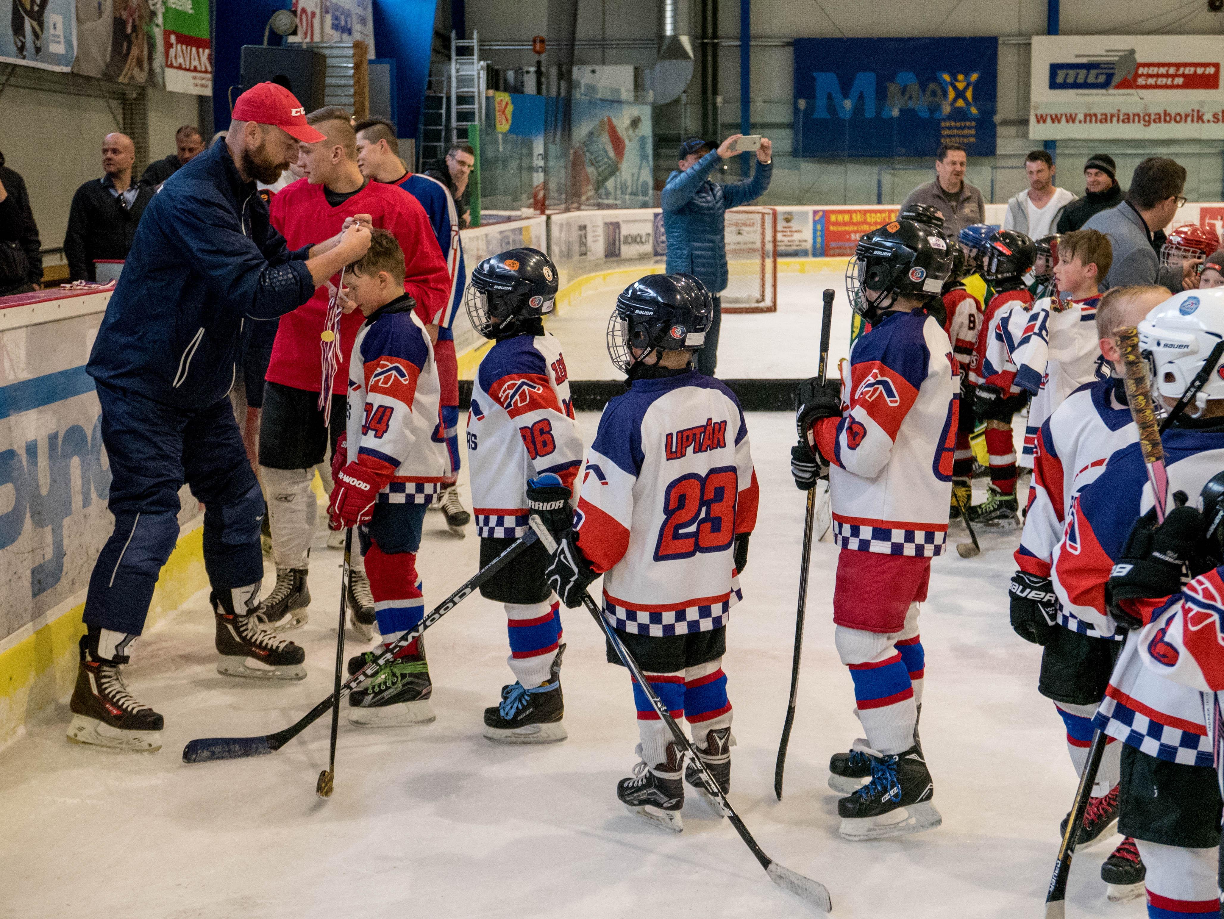 hokejovy turnaj DMHL trencin Speeders Bratislava14