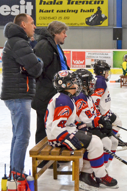 hokejovy turnaj DMHL trencin Speeders Bratislava15