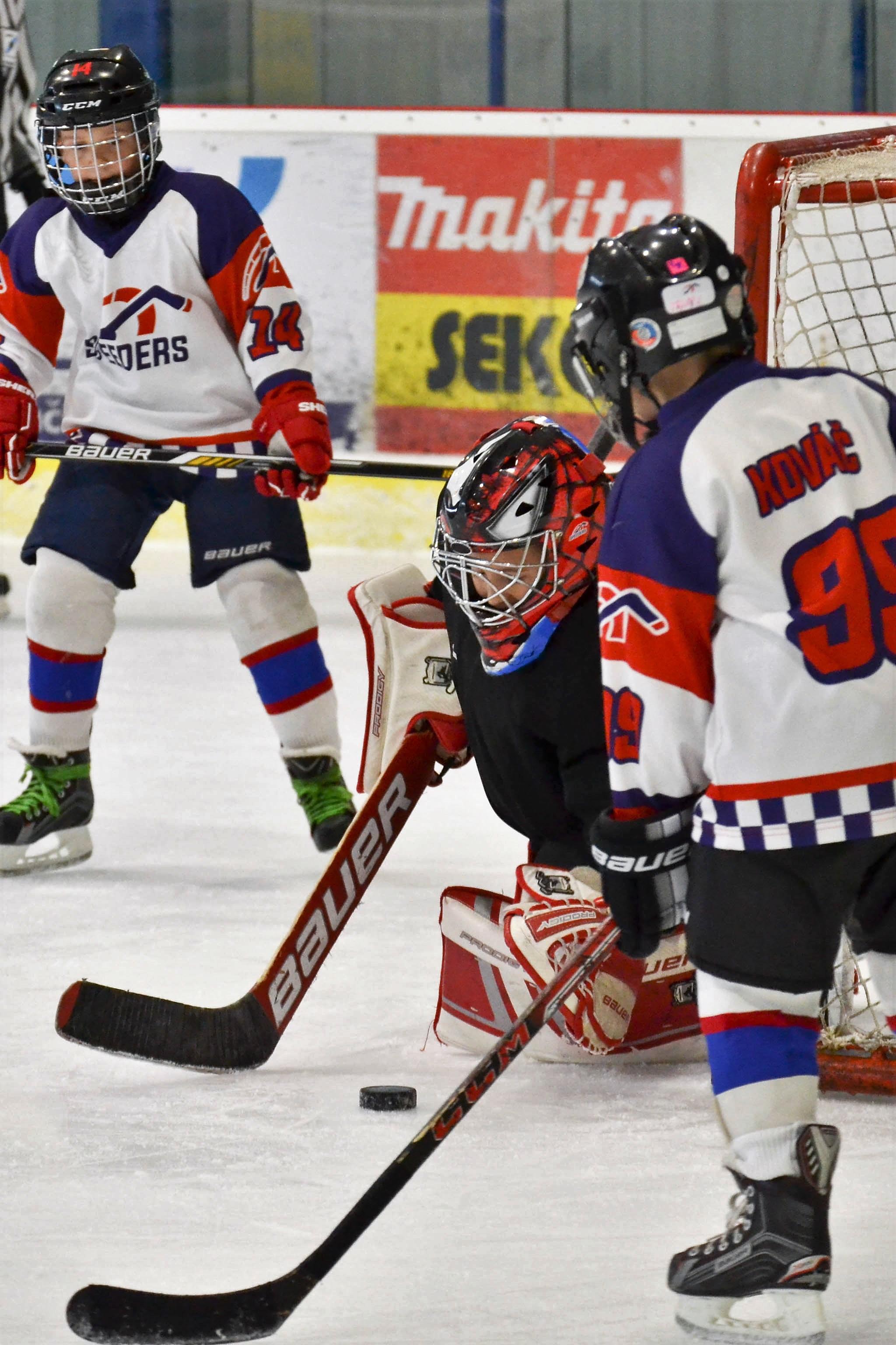 hokejovy turnaj DMHL trencin Speeders Bratislava16