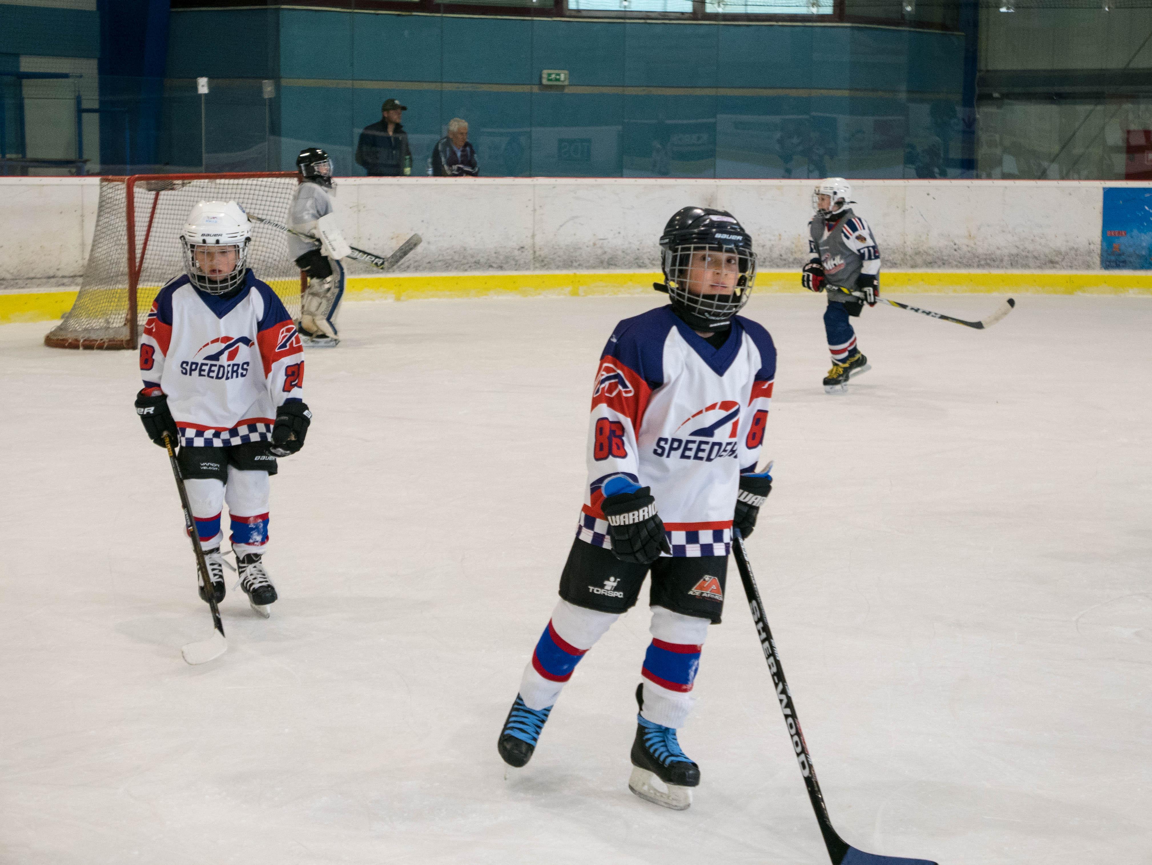 hokejovy turnaj DMHL trencin Speeders Bratislava3
