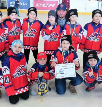 hokejovy turnaj konbra praha Speeders